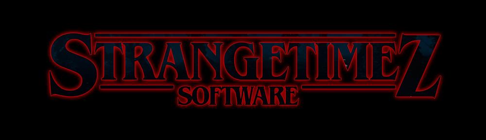 Strangetimez Software Banner